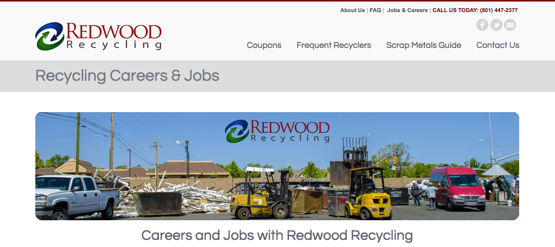 Redwood Recycling